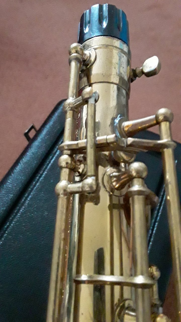 Selmer Sax Given To Me And Dont Alot About It | Saxophone