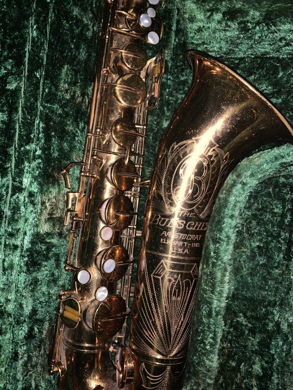 Pan American With Conn Engraving?   Saxophone People