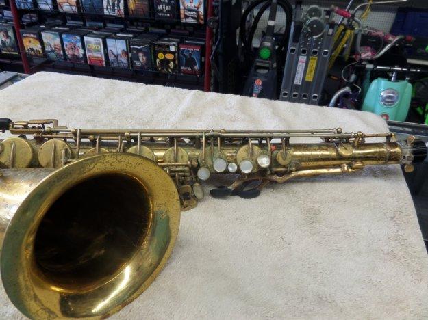 Saxophone Ténor Selmer Mark Vi - Marche.fr