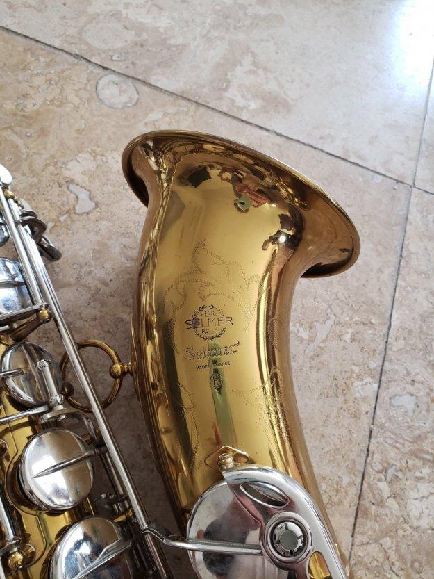 Noblet Paris Made Sax   Saxophone People