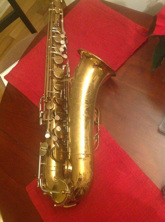 Brand-new YTS-62   Saxophone People
