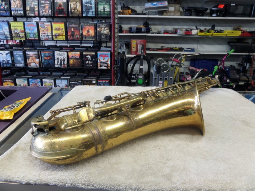 Need Help Identifying A Selmer Signet Sax. | Saxophone People