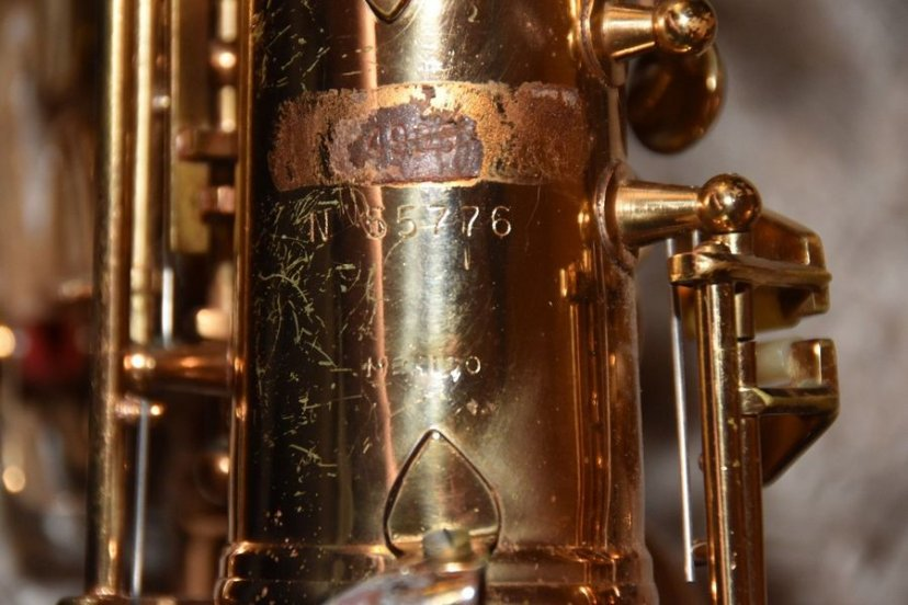 Weltklang Tenor Saxophone   Saxophone People