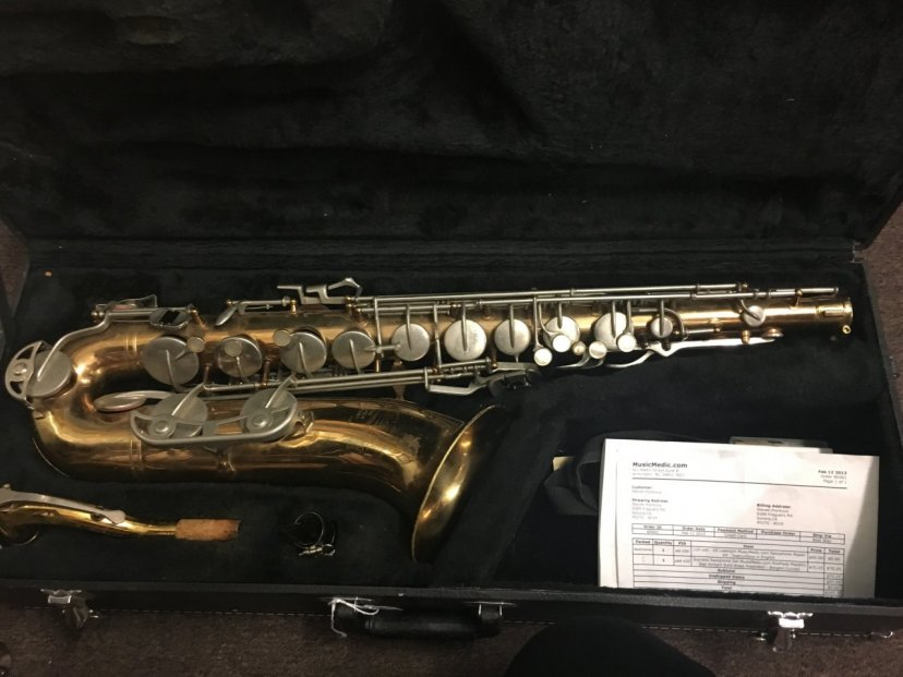 Wurlitzer   Saxophone People