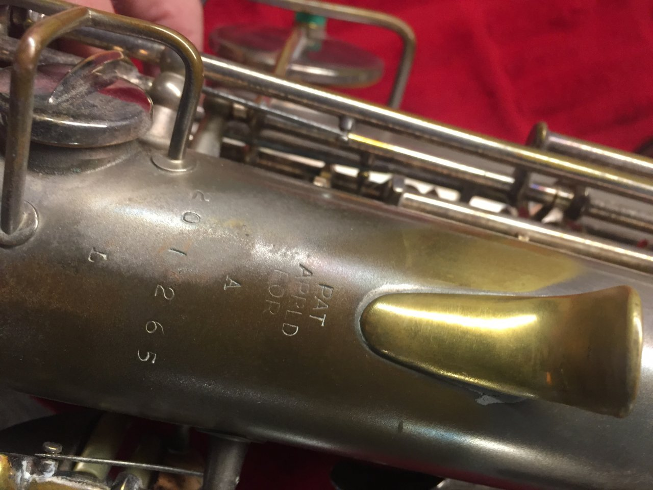 I'd Like To Know Value Of My Alto Sax - Lyon & Healy