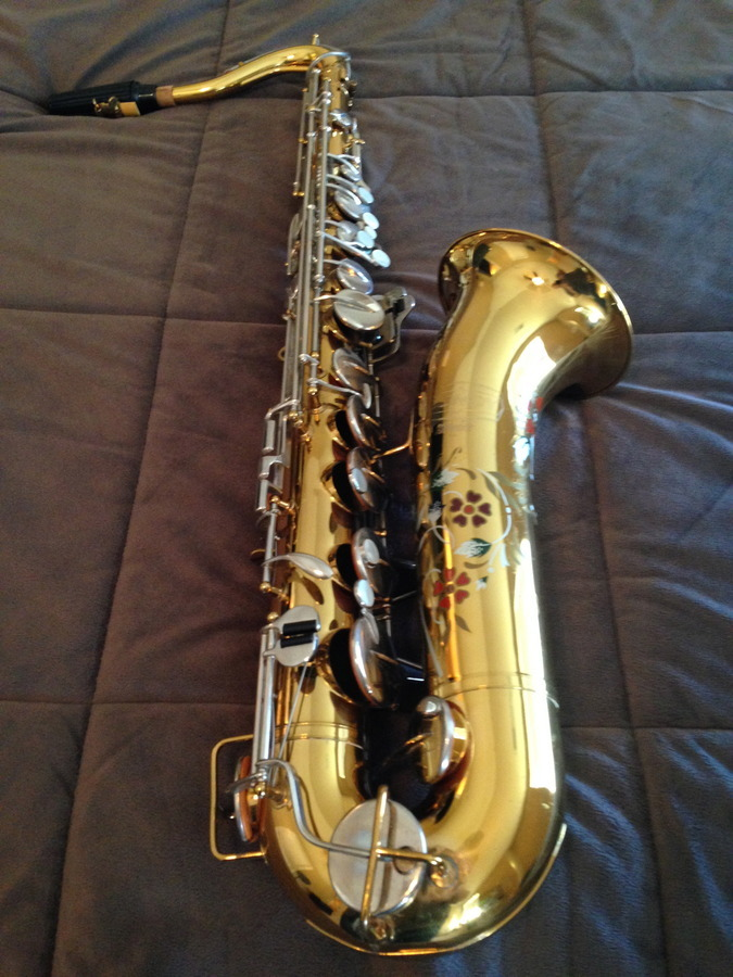 selmer tenor sax bundy saxophone people. Black Bedroom Furniture Sets. Home Design Ideas