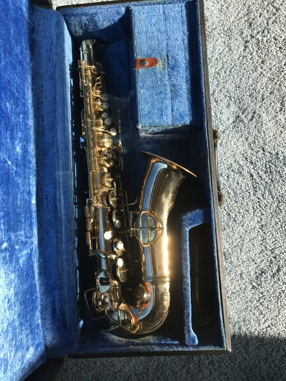 Would Like To Know What My Conn Sax Is Worth  Pat Dec 8,1914