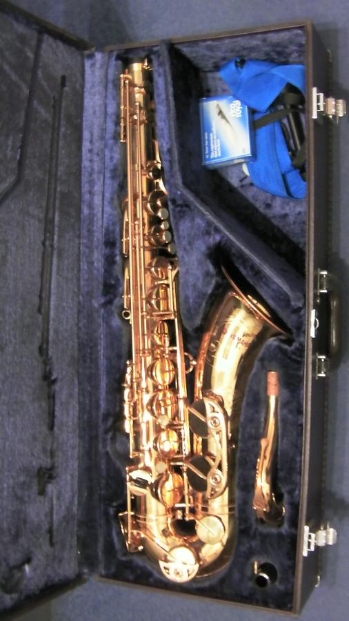 How Old Is My Yamaha YTS-62 | Saxophone People