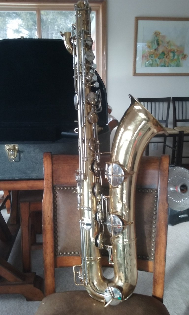 What Is The Value Of A Made In Mexico Conn Baritone Sax,and