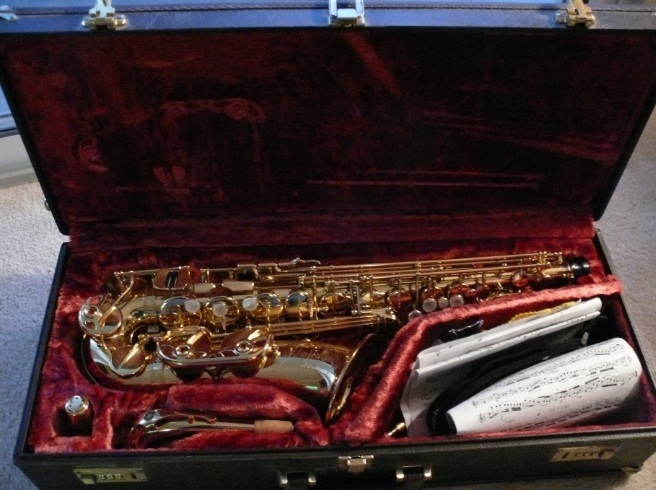 what is the sell value of my yamaha custom yas 875 alto sax saxophone people. Black Bedroom Furniture Sets. Home Design Ideas