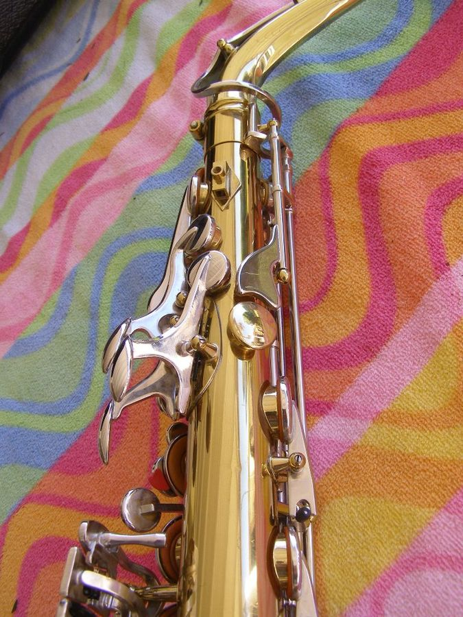 I Was Given A Conn Alto Sax 21M Serial Number 789562  I