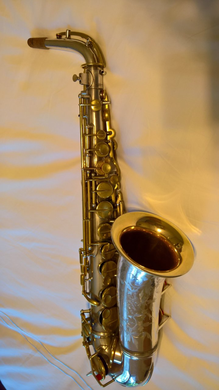 How Much Is A Conn Alto Sax With S/N 268 Worth? | Saxophone People
