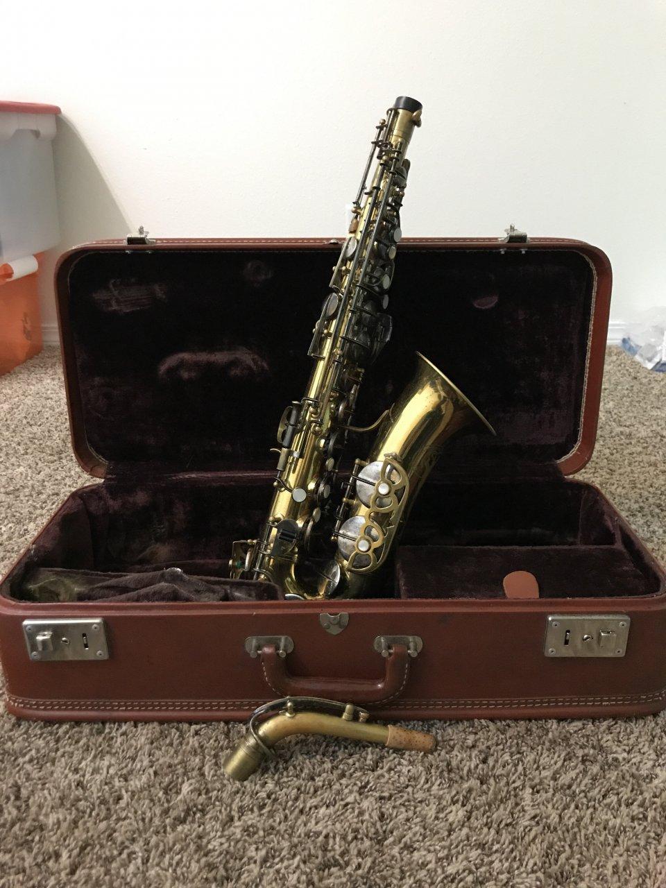 Evette Saxophone Serial Numbers