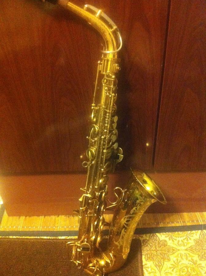 Signet Eb Alto Sax By Selmer #510495   Saxophone People