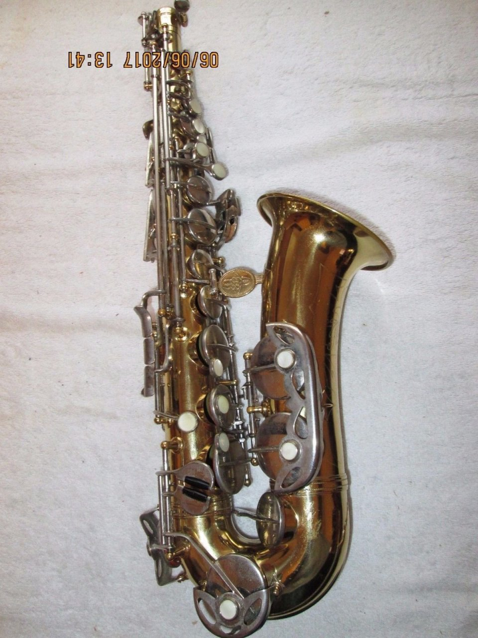 BoMar Saxophone Made In Italy | Saxophone People