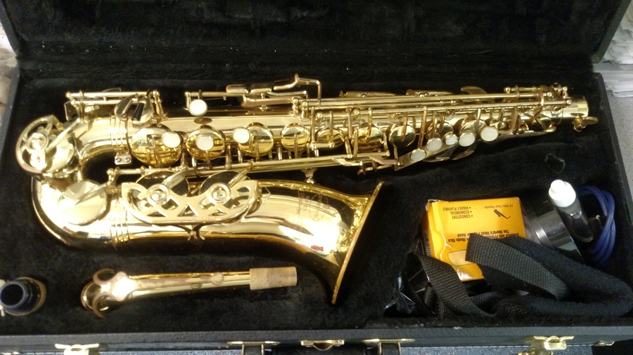 value of evett alto sax saxophone people. Black Bedroom Furniture Sets. Home Design Ideas