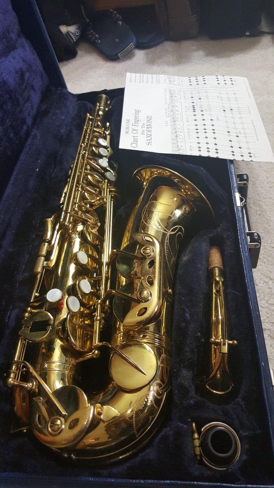 sax tenore Selmer Mark VI | Museo del Saxofono