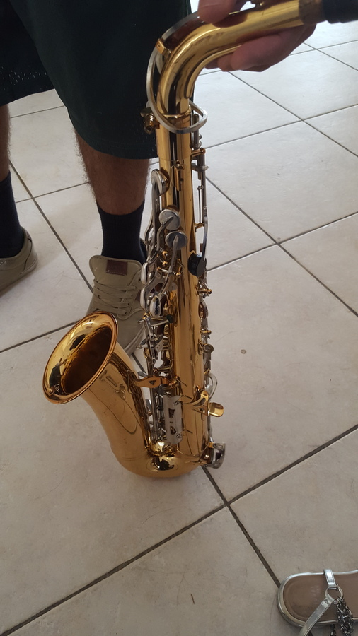 how much is my vito alto sax worth saxophone people. Black Bedroom Furniture Sets. Home Design Ideas