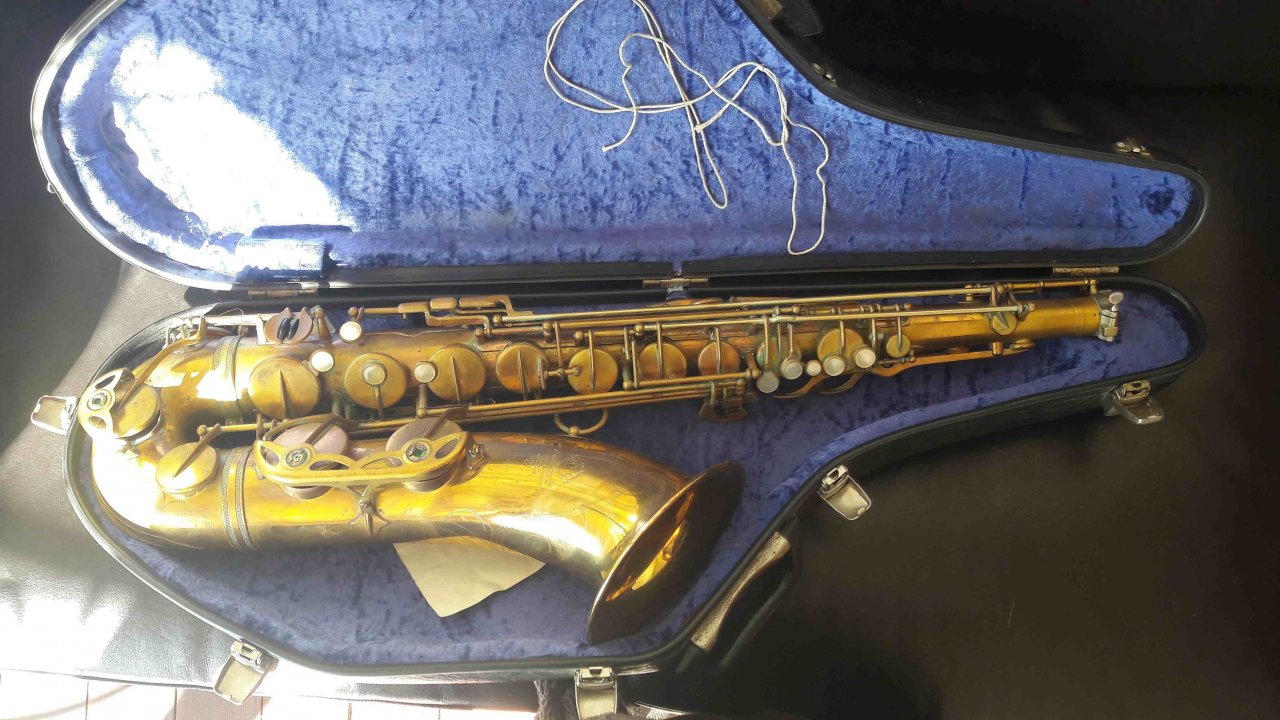 how much is this horn worth selmer mark vi made in france tenor sax serial saxophone people. Black Bedroom Furniture Sets. Home Design Ideas
